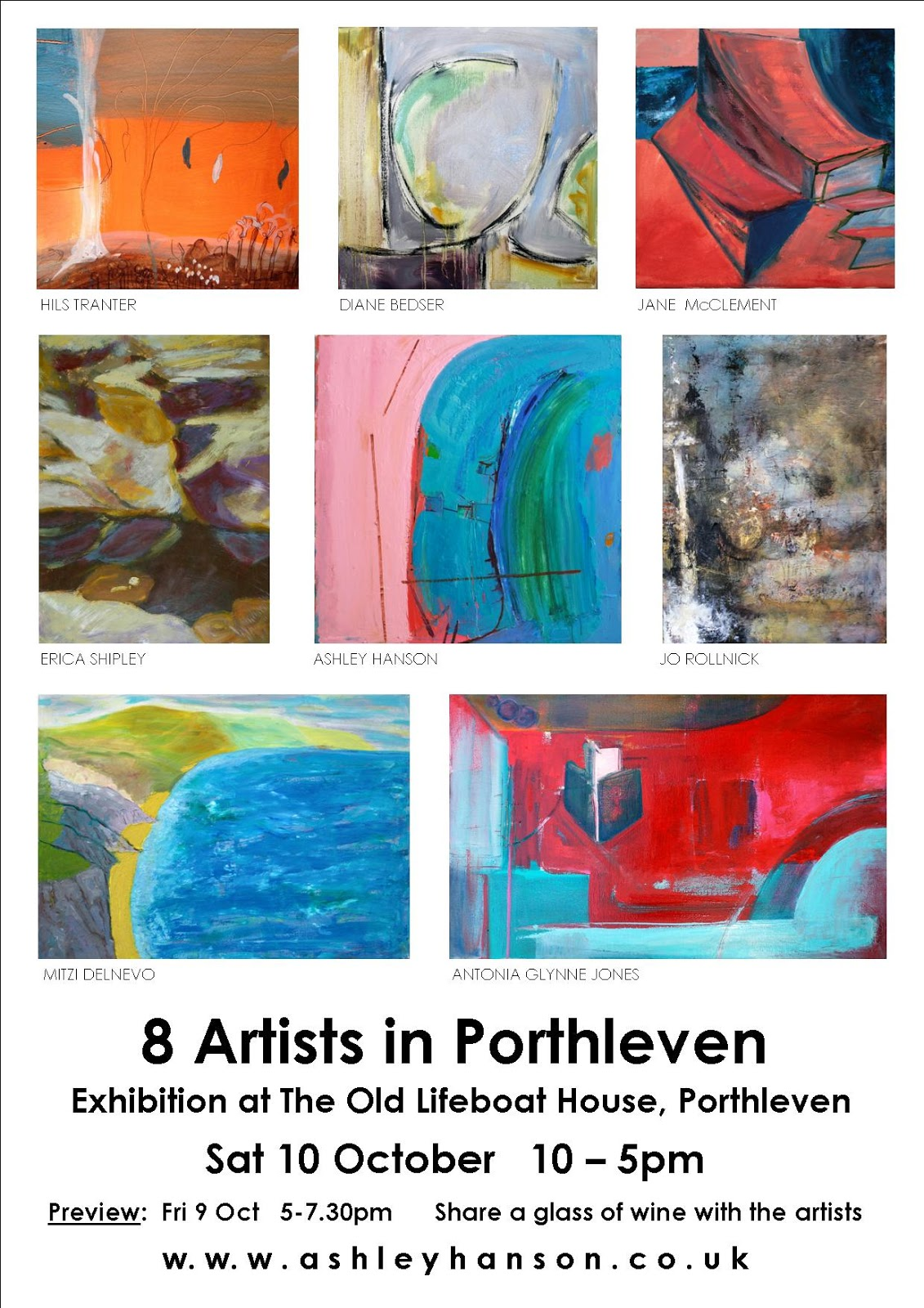 PORTHLEVEN OCT 15 POSTER small file