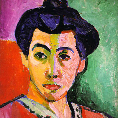 'A CONVERSATION WITH MATISSE...' 2-DAY WORKSHOP 5-6 MARCH 2019...